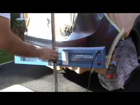 Bumper scratch repair – Ace Finish Car Repair