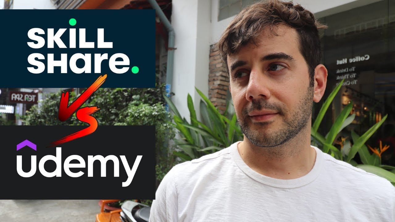 Udemy vs Skillshare Affiliate Program Comparision