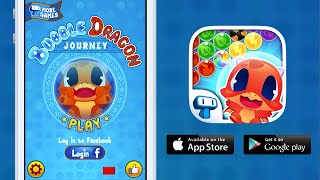 Bubble Dragon Journey - Bubble Shooter Game for iPhone and Android