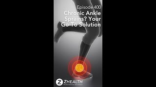 Chronic Ankle Sprains? Your Go-To Solution