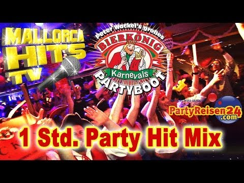 Mallorca Party Schlager Hit Mix - Ballermann Hits