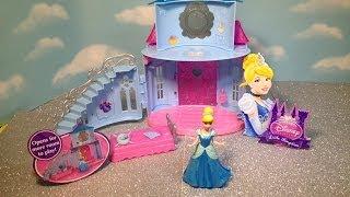 Cinderella Magiclip Castle The Disney Cinderella Movie Playset Toy