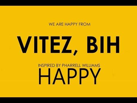 Pharrell Williams - Happy VITEZ,BIH