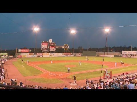 Sounds Play Final Regular Season Home Game At Greer Stadium