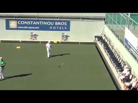 Atlantic Championships 7/12/15 Israel v Portugal Mens Singles