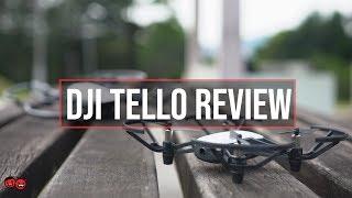 DJI Ryze Tello Drone Review
