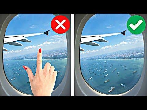 Uçakta Asla Yapmamanız Gereken 6 Şey