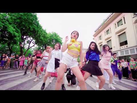 [The Winner 1theK Contest] BAAM - MOMOLAND (모모랜드) [KPOP IN PUBLIC] by The Heat from Vietnam