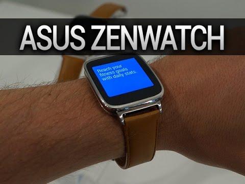 Asus ZenWatch, prise en main - par Test-Mobile.fr