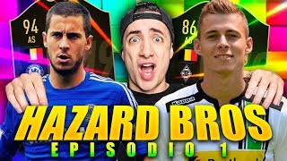 NUOVA SERIE !!! - THE HAZARD BROS (FIFA 19)