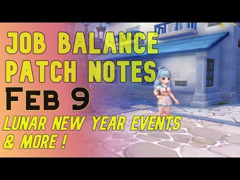 Lunar New Year Battle Pass, Events, and JOB BALANCE UPDATE! Ragnarok Origin News, Guides, and Info