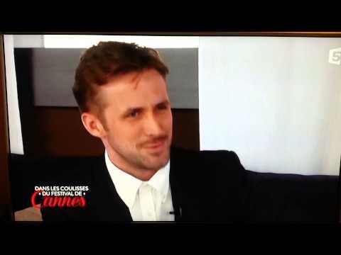 Alessandra Sublet e Ryan Gosling à Cannes
