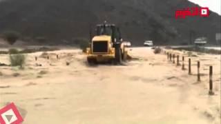 آثار «منخفض العقربي» بالفجيرة في الإمارات (فيديو)