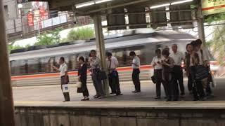 [定期回送列車‼️]JR東海キハ85形 8両、金山駅  通過‼️