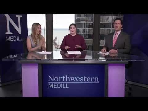 Medill Sports Talk Episode 12: NHL Playoff First Round