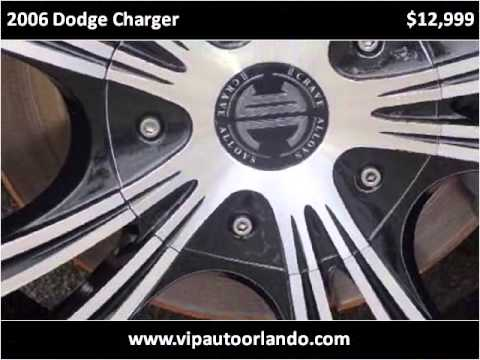 2006 Dodge Charger Used Cars Orlando, Tampa, Jacksonville, D