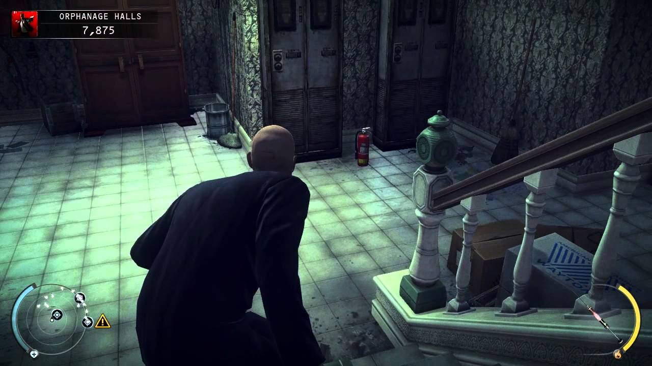 Hitman: Absolution - Challenge Guide - Mission 6 - Rosewood - by CccpEntertainment on
