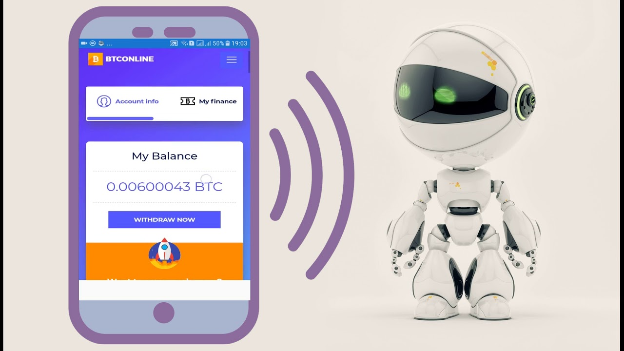Автоматический Заработок через Андроид | BTC Mining Pro. Майнинг на Телефон. Не Платит!!!
