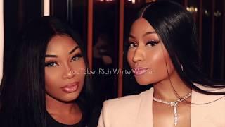 AaliyahJay's Boyfriend Exp0ses her as a Fake Nicki Minaj Fan