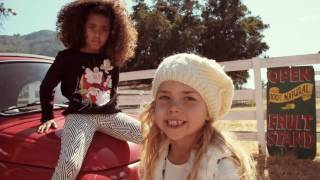 GUESS kids Fall 2016 Campaign