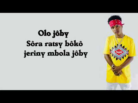 Basta Lion - Olo JOby (Lyrics Video)