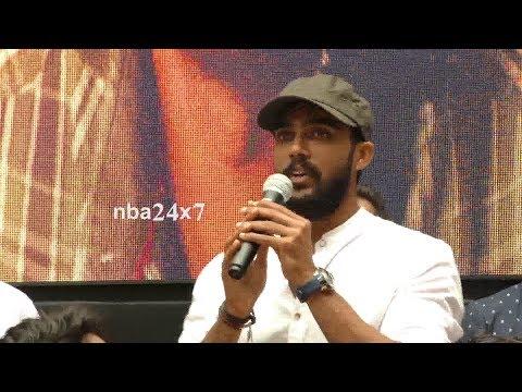 Ma Ma Ki Ki Audio Launch   Aarav   Karthick Naren   Nalan Kumarasamy   Ramesh Tilak   Nba 24x7