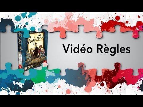 Lady Alice - Vidéo Règles
