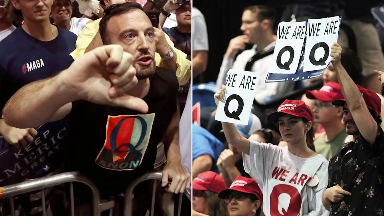 QAnon believers react to Bill Maher's monologue on the conspiracy