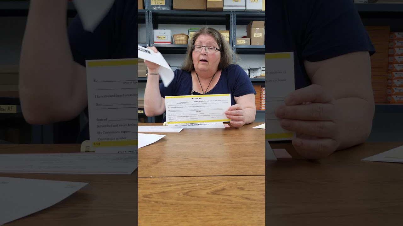Online Absentee Ballot Request Makes Voting in Pa