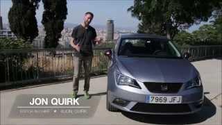 SEAT Ibiza (2015) Test Drive - Carzone