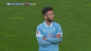 14:e Maj 2017 Malmö FF - östersunds fk 2-1
