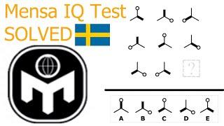 mensa norway iq test results