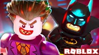 LEGO BATMAN MOVIE In ROBLOX