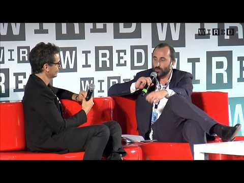 Moda senza limiti / Fashion beyond boundaries - Federico Marchetti @ Wired Next Fest 2017