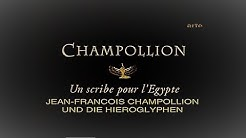Jean-Francois Champollion und die Hieroglyphen