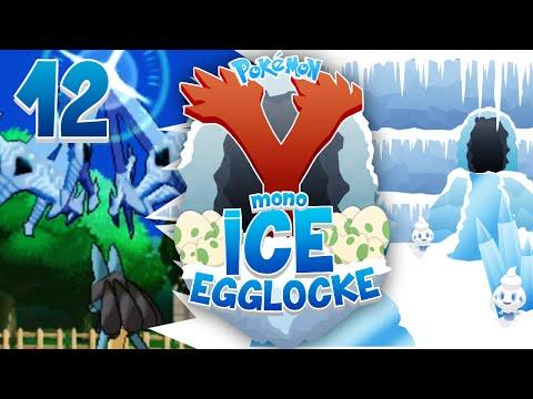 Pokemon Y MonoICE EGGLOCKE Let's Play w/ aDrive Episode 12