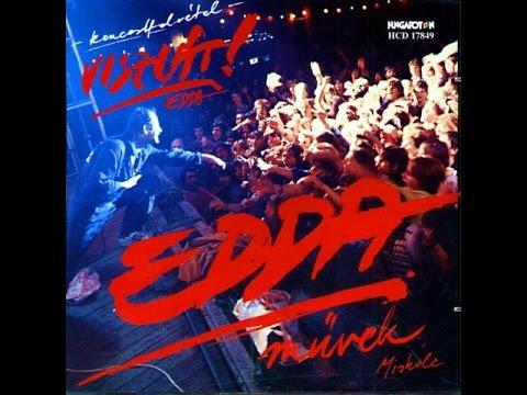 Edda Művek 4. -Viszlát Edda! -1984 - teljes album HQ