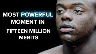 Most Powerful Moment In Black Mirror: Fifteen Million Merits