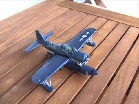 Vought OS2U Seaplane