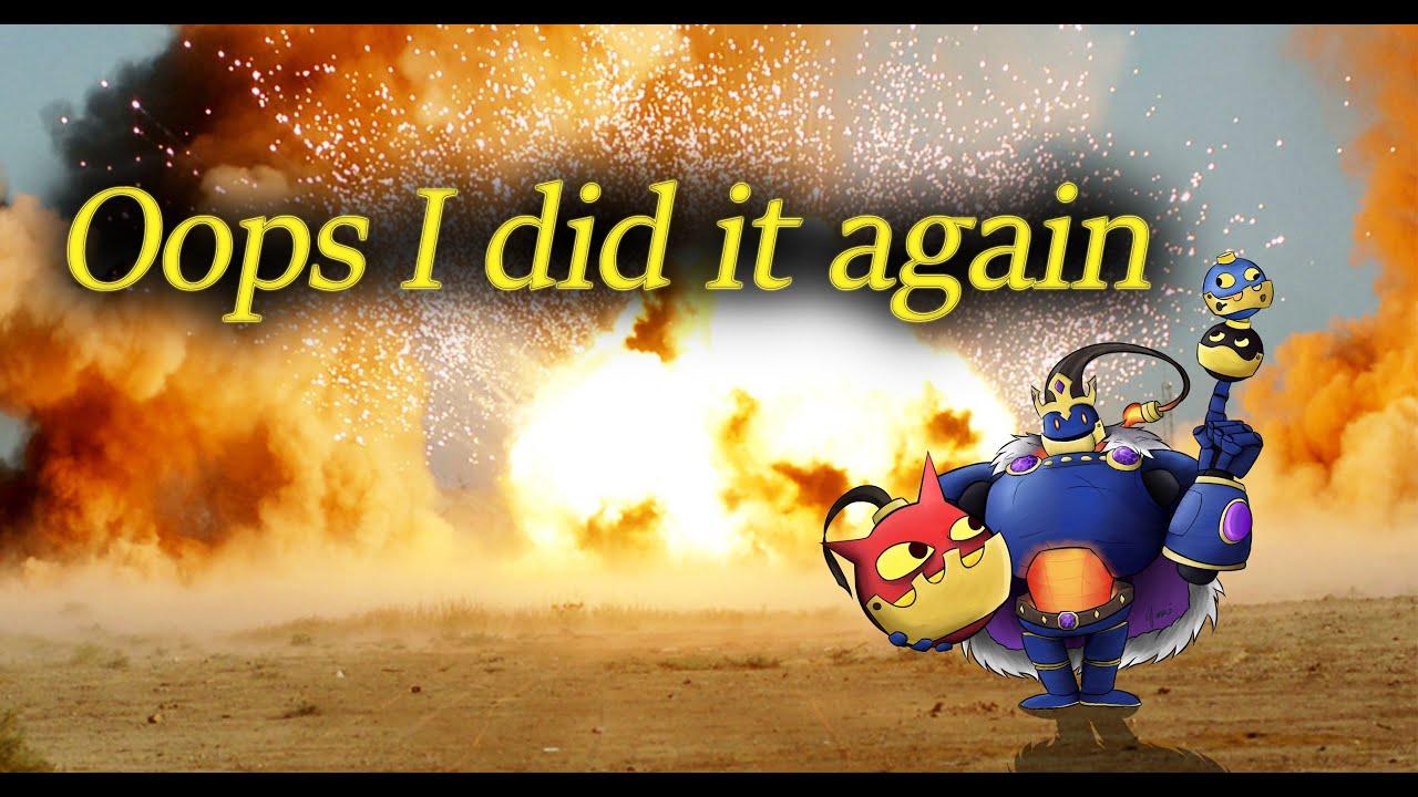 Paladins - I love Bomb King!