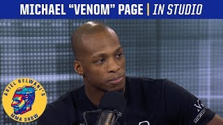 Michael Page calls Paul Daley 'a disgusting person' before Bellator fight | Ariel Helwani's MMA Show