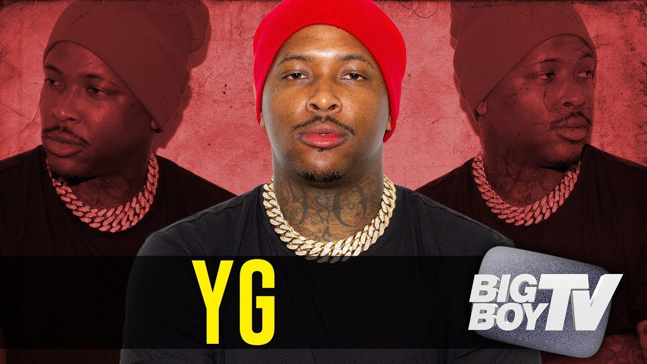 Download YG on '4REAL 4REAL', The Passing of Nipsey Hussle, Acting + More!