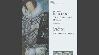 Dowland: First Booke of Songes, 1597 - 9. Go crystal tears