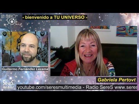 BIENVENIDO A TU UNIVERSO con Gabriela Pertovt