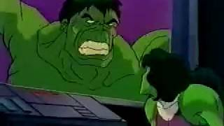 Repeat youtube video She Hulk grows muscular and kicks Dr Doom's butt