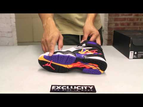 "Air Jordan 8 Retro ""3-Peat"" Unboxing Video at Exclucity"
