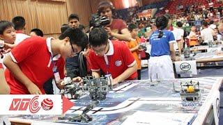 Học sinh Việt đoạt 2 giải Vô địch Robothon 2015   VTC