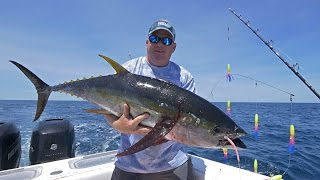 How To: Yellowfin Tuna Fishing in the Northeast Canyons