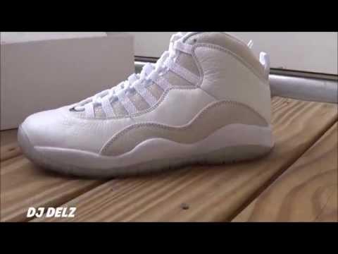22b71b3861de Unboxing Drake s OVO Air Jordan 10 Shoe s   Saucony GRID 8000 Sneaker s +  Giveaway Info - YouTube