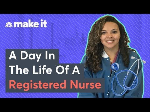 What It's Like To Be A Registered Nurse In NYC